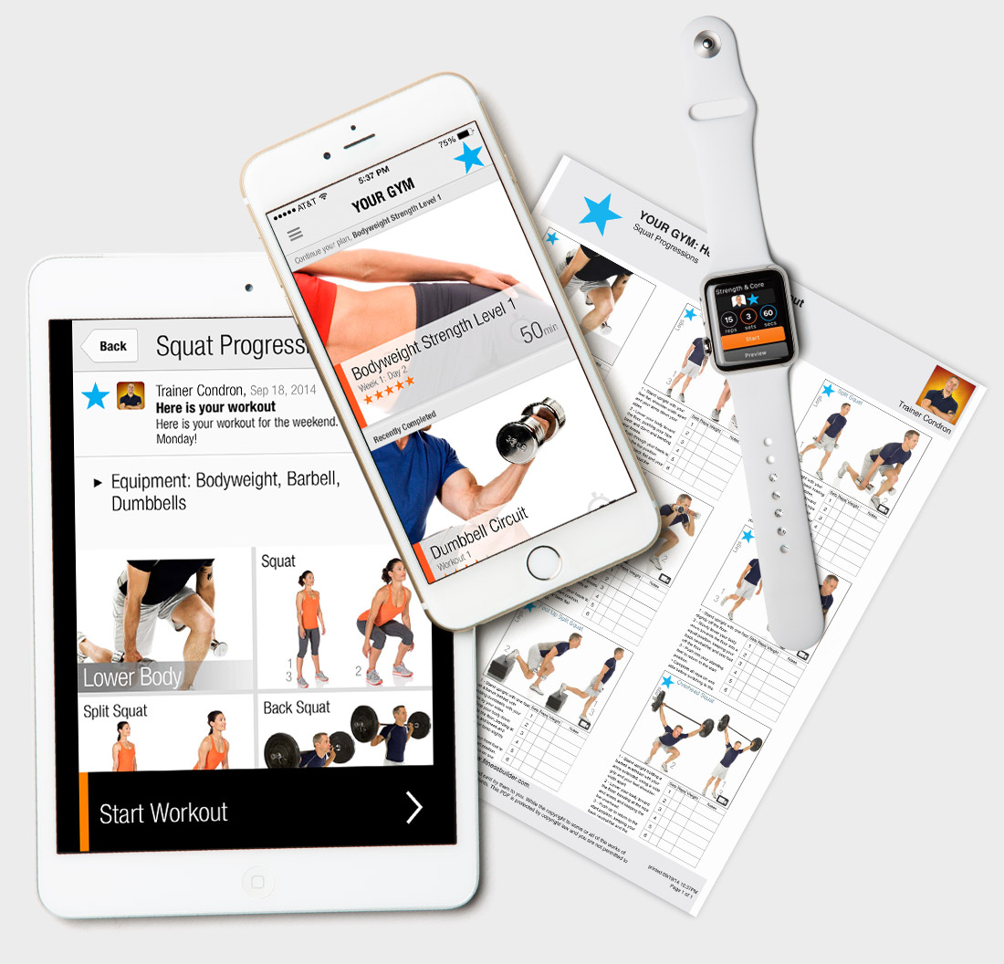 HumanFusion FitnessBuilder PRO