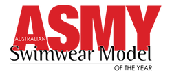 ASMY Swimwear Model of the Year logo