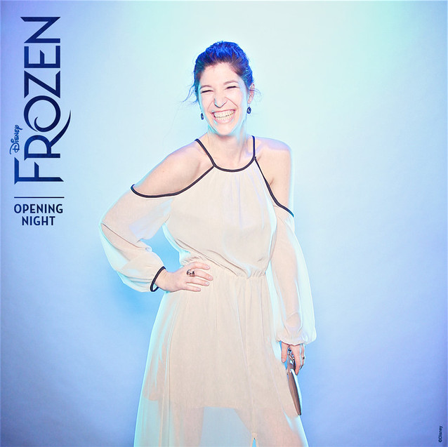 Maggie Howell- Frozen The Musical
