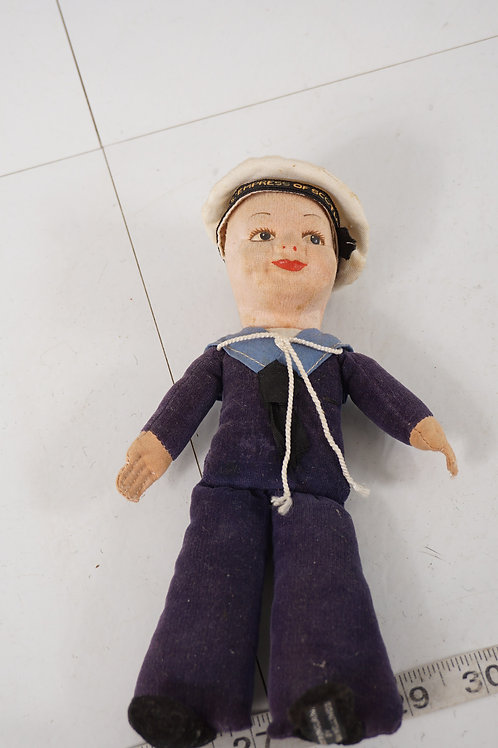Sailor Doll By Norah Wellings - Empress Of Scotland