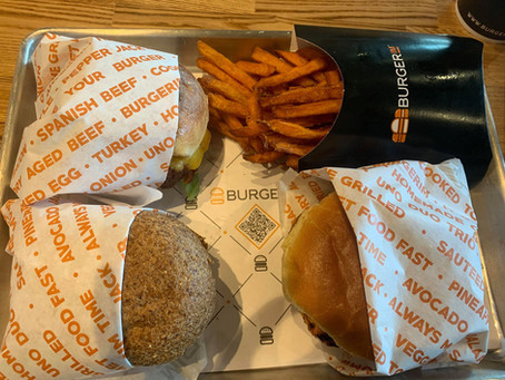 4 Must-Try, Diet-Friendly Burgers at BurgerIM