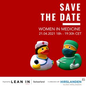 🔴 Women in Medicine Online Event