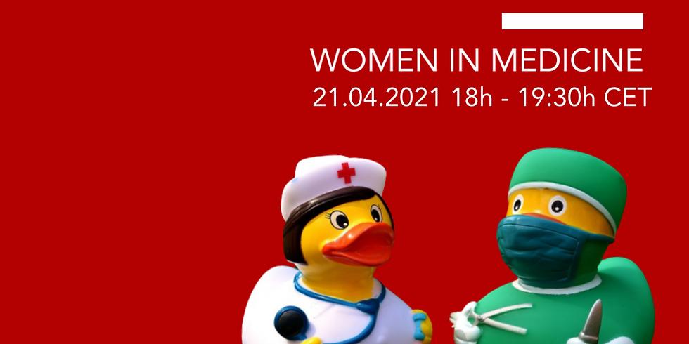 Women In Medicine - Online Event