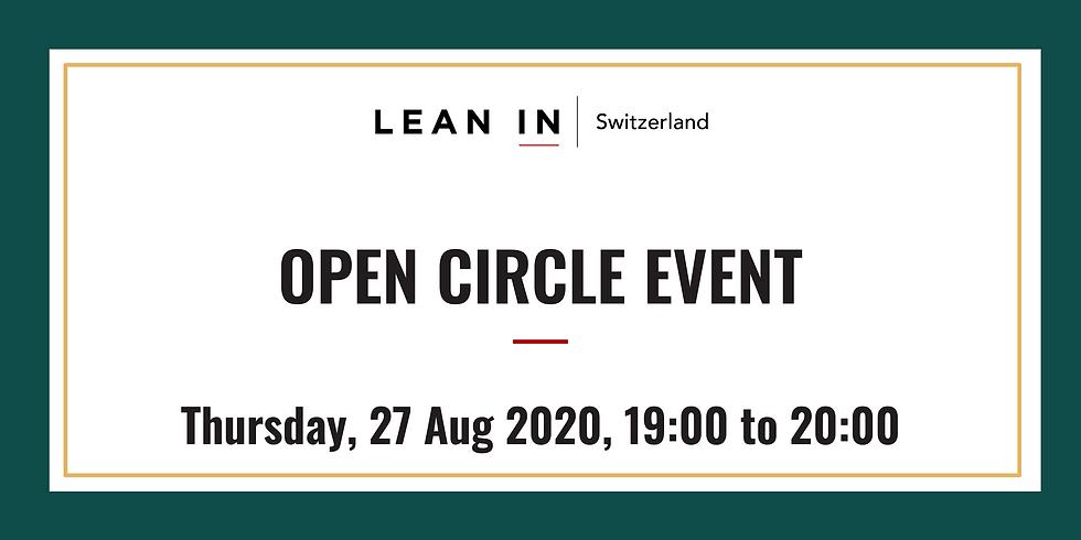 Lean In Switzerland Open Circle Meeting