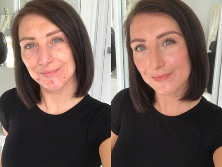 WFH Wardrobe Wednesday: Lazy Morning Makeup look