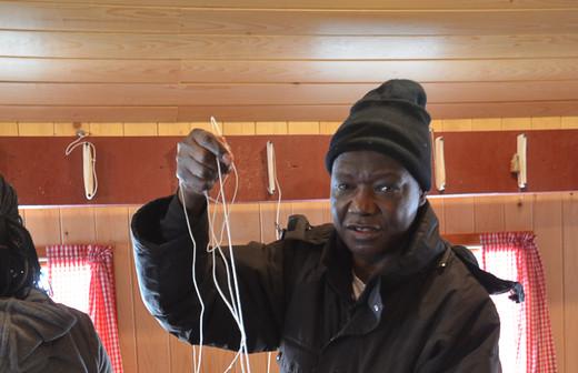 Pêche aux petits poissons des chennaux 2020