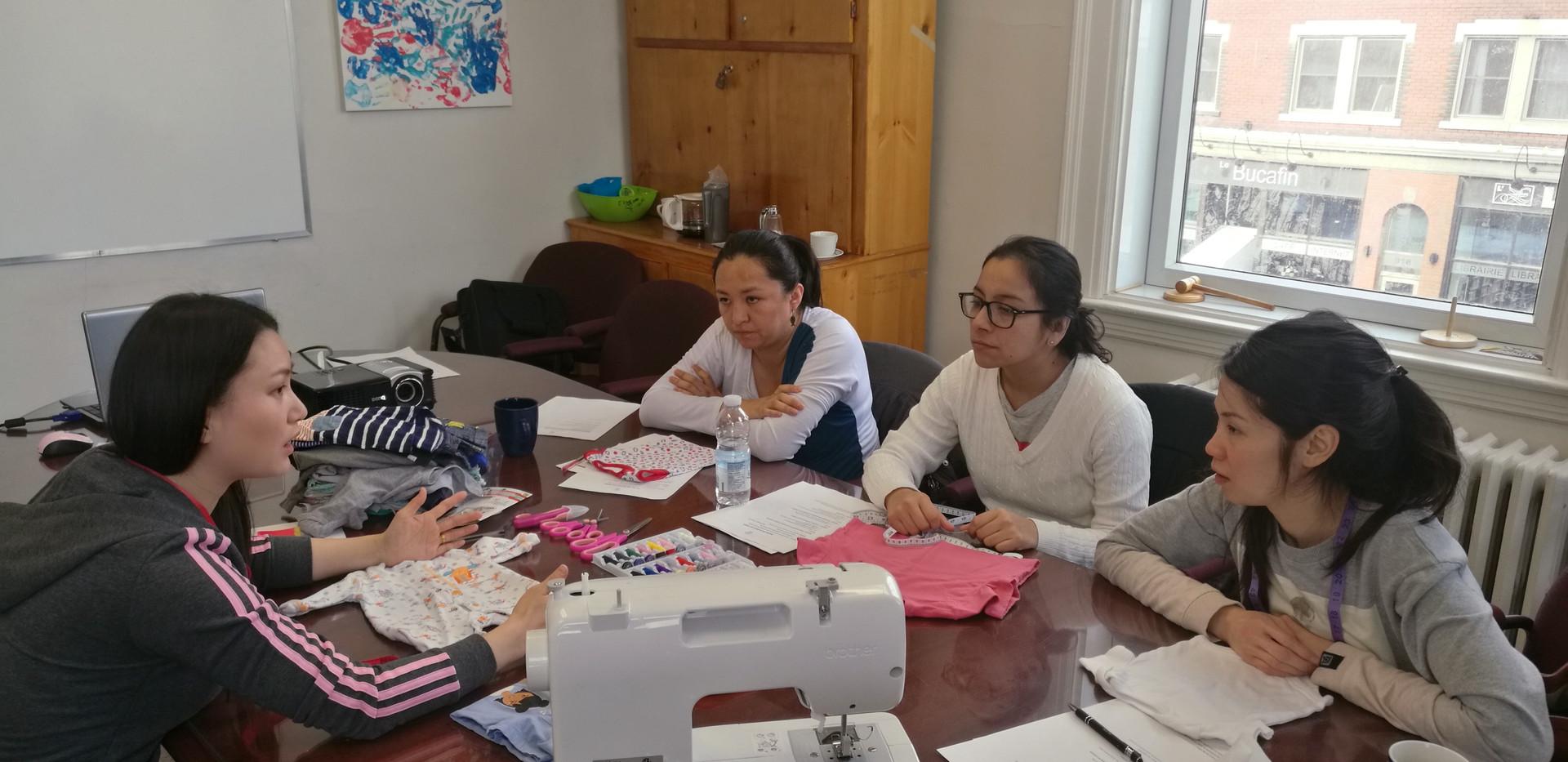 Atelier de couture