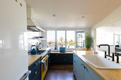 """Dwell-esque"" kitchen"