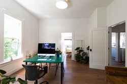 Second suite: Sitting room/office