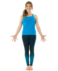 Tadasana (Image from Yoga Journal)