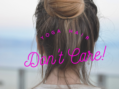 """I want to try yoga, but I don't have the """"right"""" clothes!"""