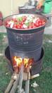 How Sicilians make sauce, in Sicily. Thank You Rosario Giuseppe Matassa