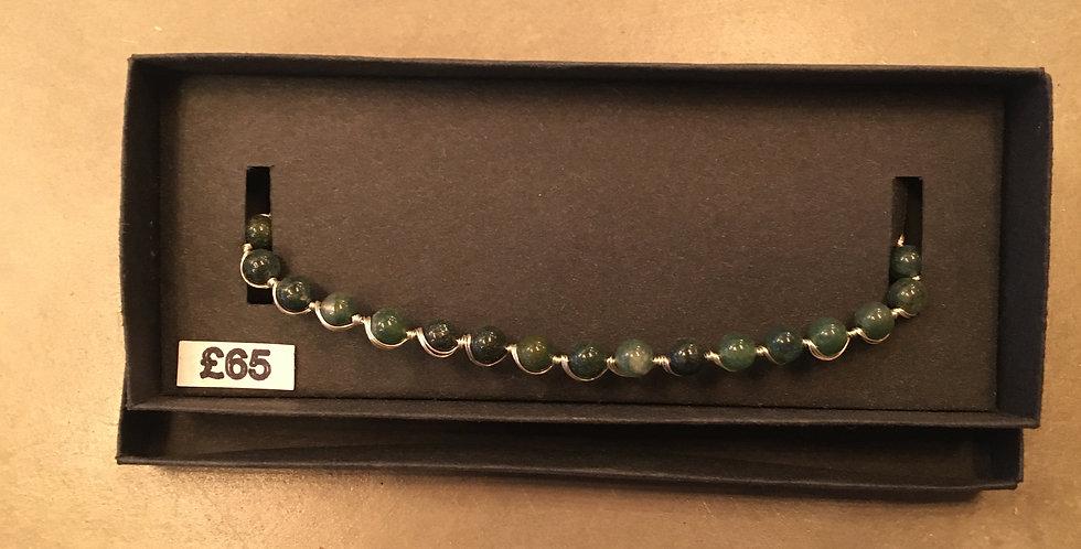 Green ball Bracelet
