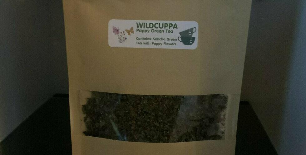 Cornflower Green Tea