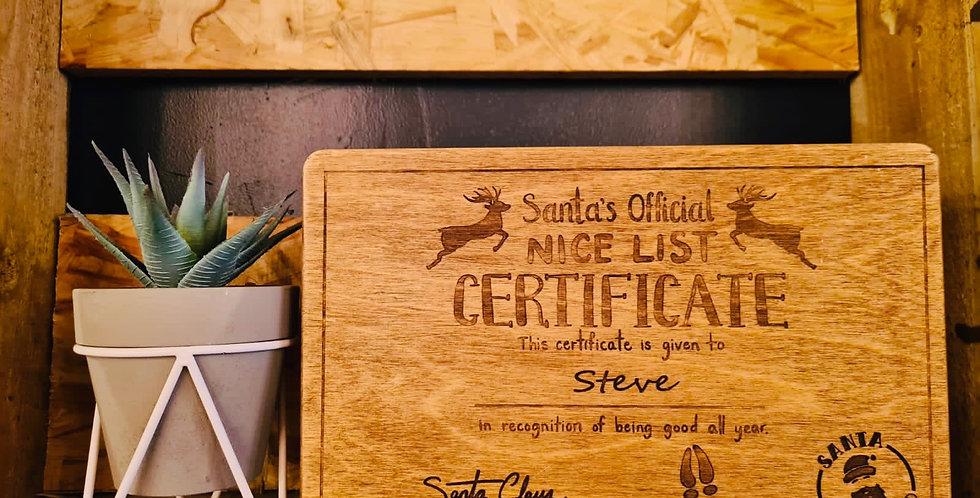 Christmas Eve Box - Santa's Nice List