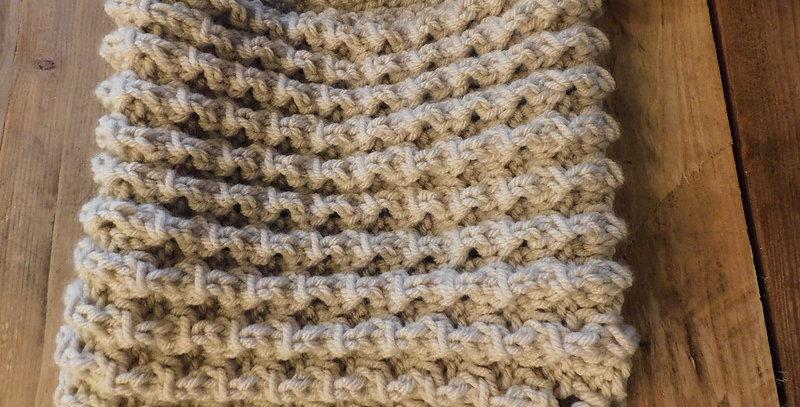 Handmade Cosy Cowl