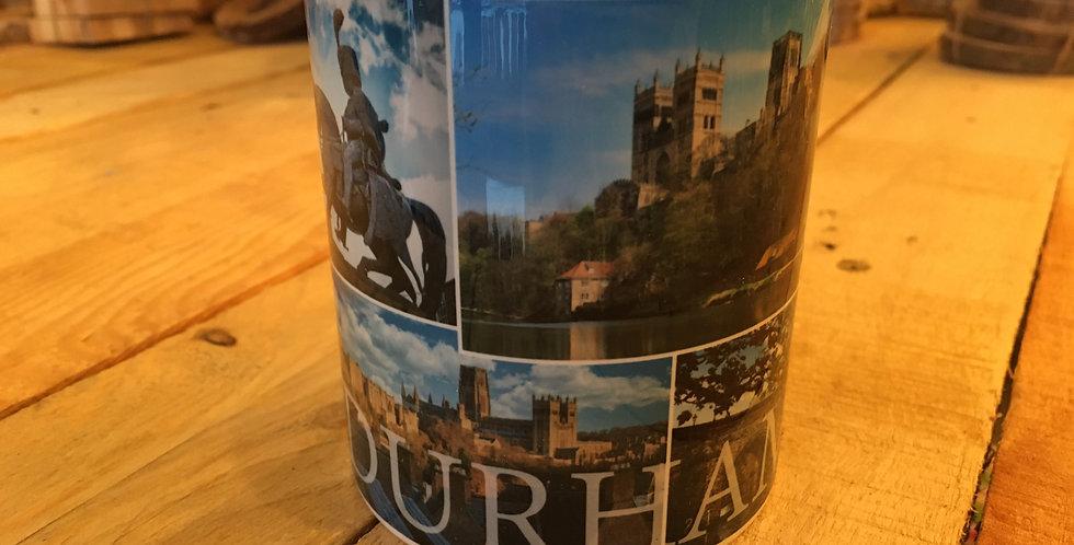 Durham mug - various photos