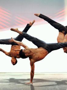 Bad Boys Of Dance Photoshoot
