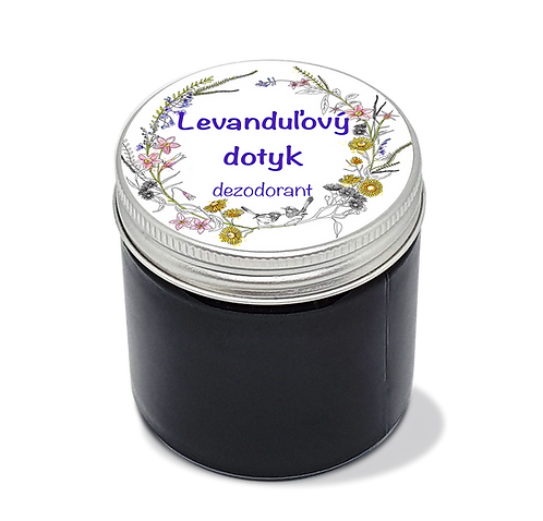 dezodorant Levanduľový dotyk