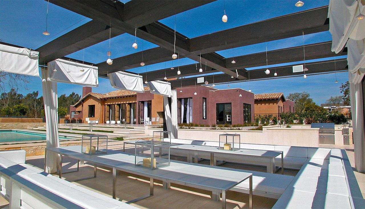 San diego landscape designers - Malaga Residence