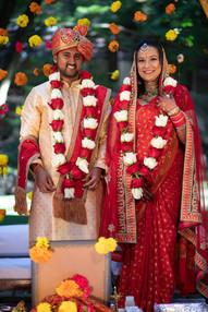 Rohit-Mohini Saratoga Springs Hindu Wedding