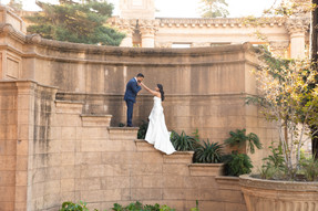 Ritu & Rohit (Palace of Fine Arts)