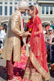 Andre Sarah Hindu Wedding Ceremony (Ritz-Half Moon Bay)