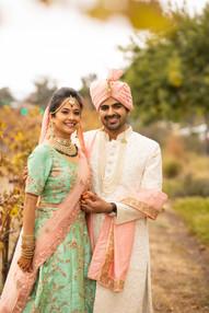 Kaushal-Shivani Napa Wedding Portraits