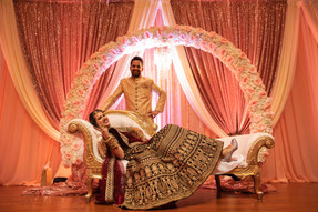 Sylvestor-Surbhi Wedding (Fremont)