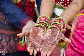 Traditional Engagement Ceremony (Livermore Hindu Temple)
