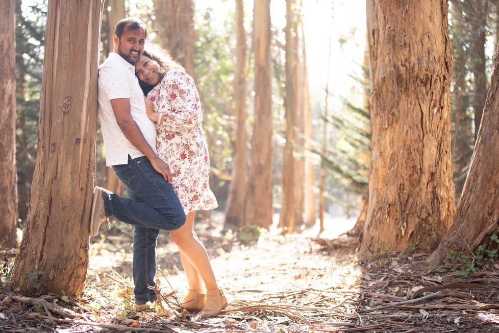 Lovers Lane Post Wedding Photoshoot