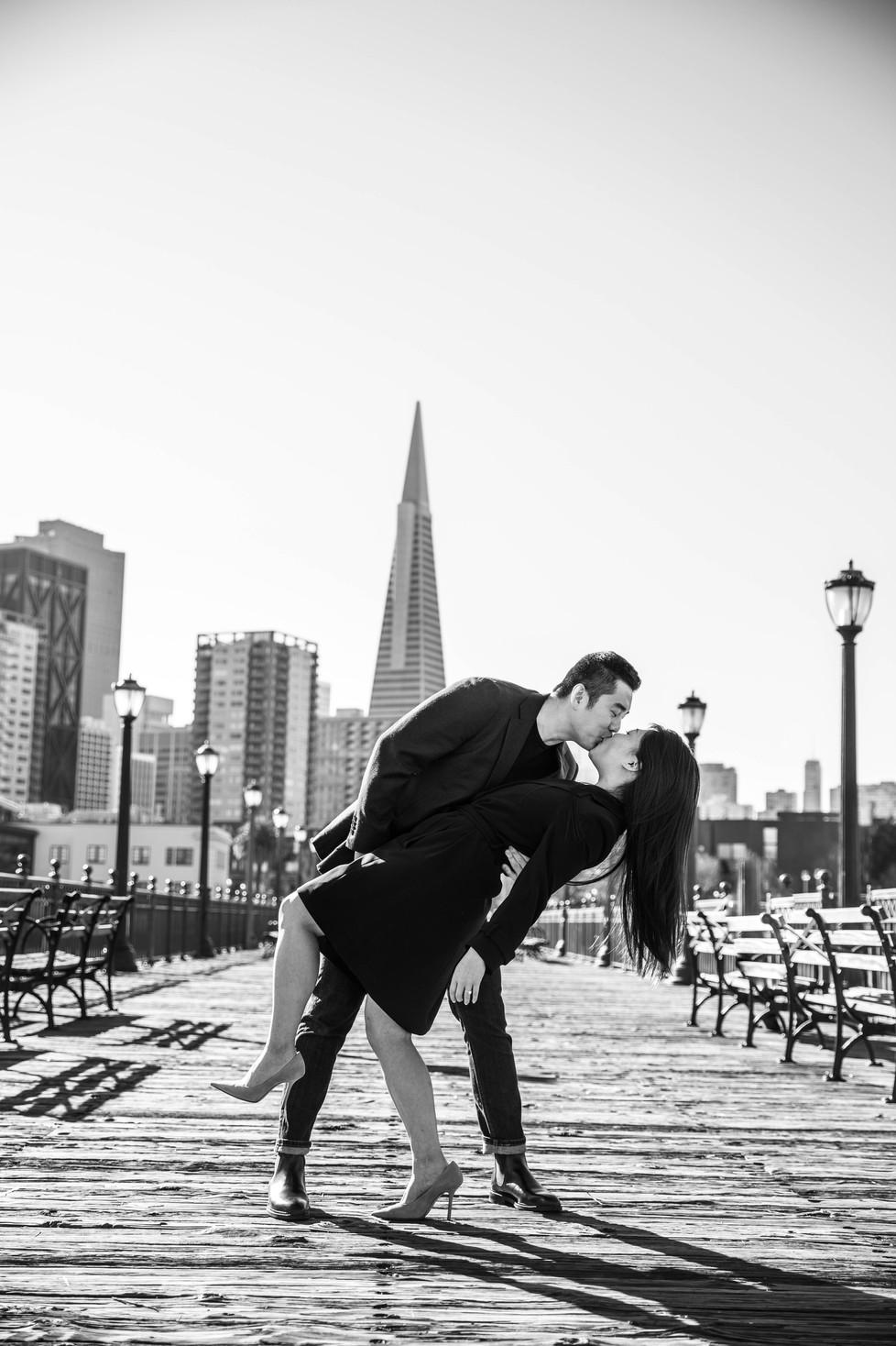 SF Pier7 Proposal Photoshoot