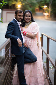 Mohini-Rohit Saratoga Wedding Reception