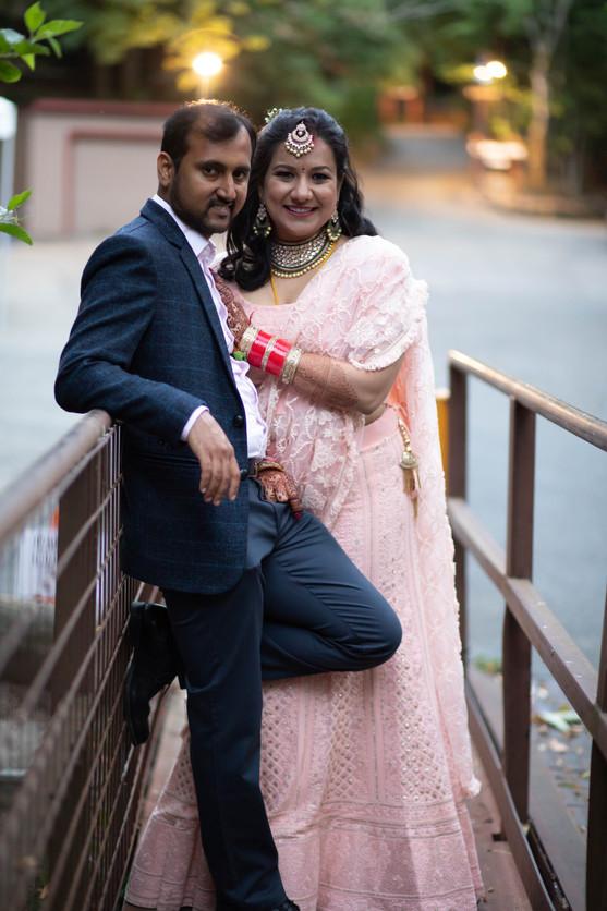 Rohit & Mohini