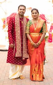 Krishna-Ramya South Indian Wedding