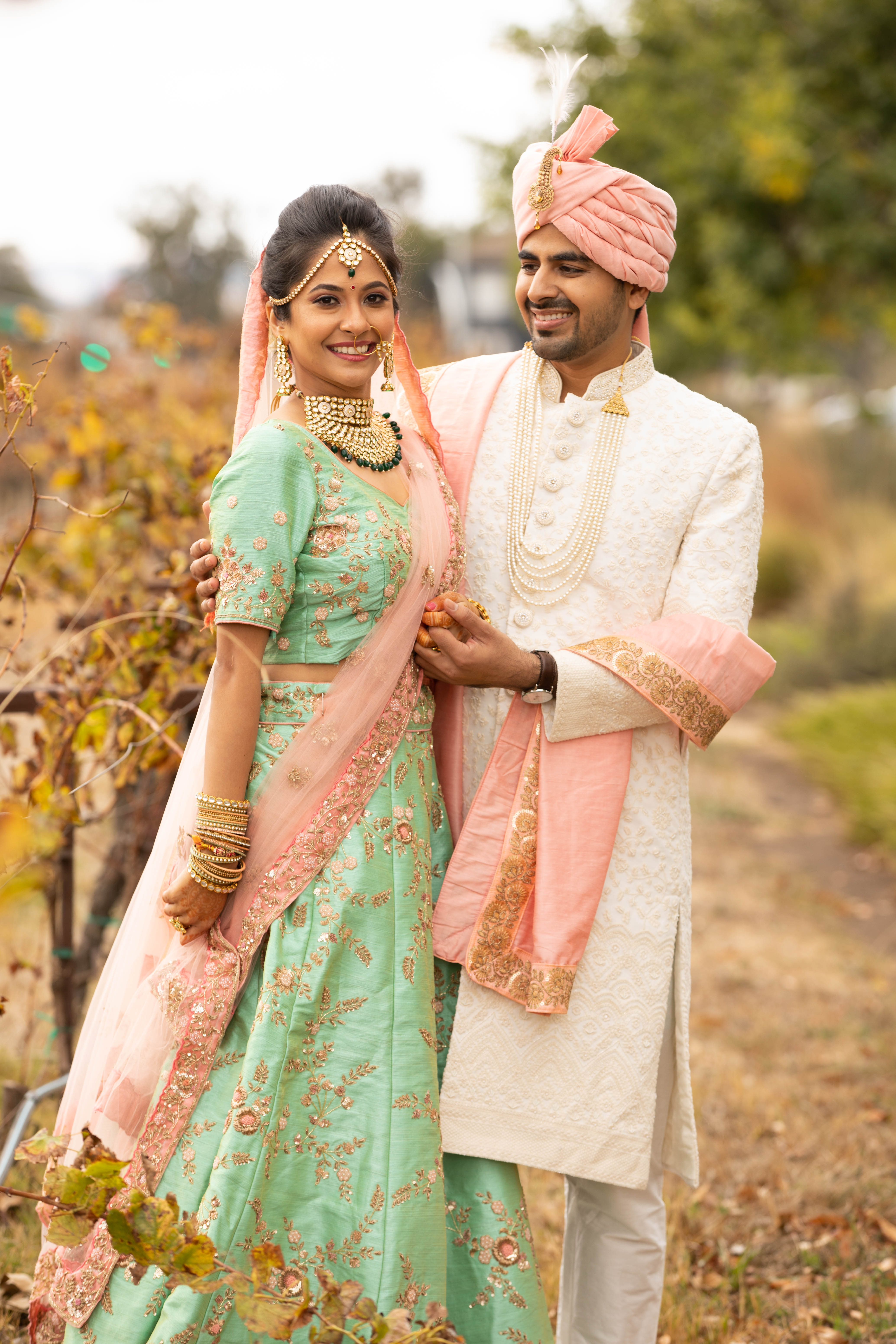 San Francisco Bay Area Best (Gujarati) Indian Wedding Photographer
