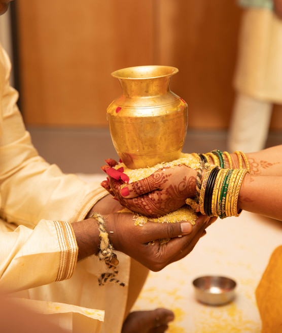 Sunil & Arshita