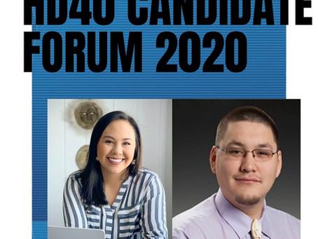 Alaska HD40 Forum