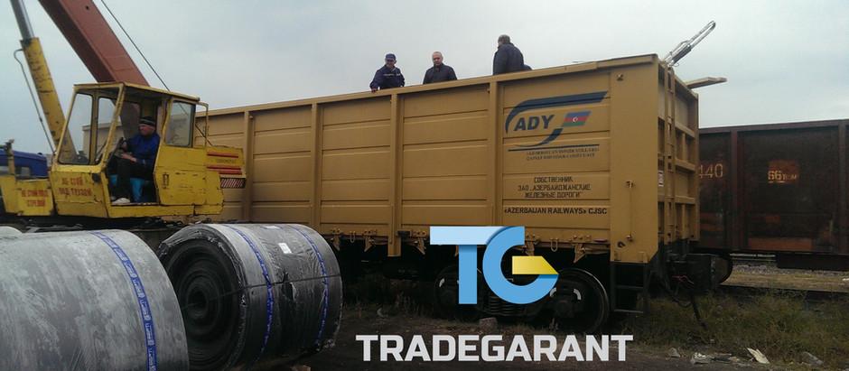 Перевозка в вагонах ТРЕЙДГАРАНТ | Лента транспортерная РТИ