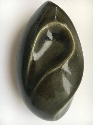 S 212 Olive-Schwarz glanz 1220 - 1250°C