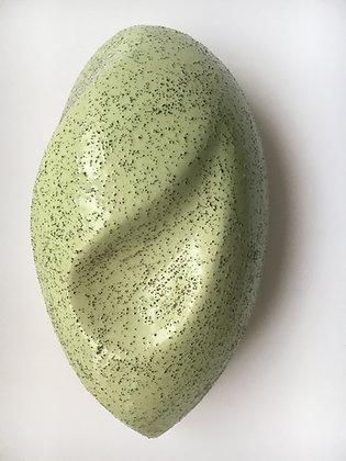 562 Sandstein Lindengrün matt