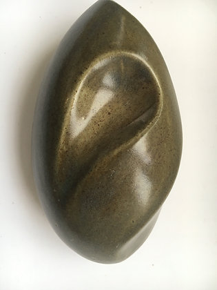 S 312 Olive-Blau effekt glanz 1220 - 1250°C
