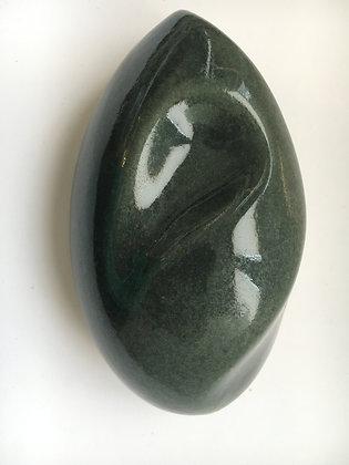 S 202 Seegrün glanz 1220 - 1250°C
