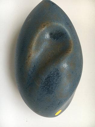 S 102 Blau-Braun matt 1220 - 1250°C