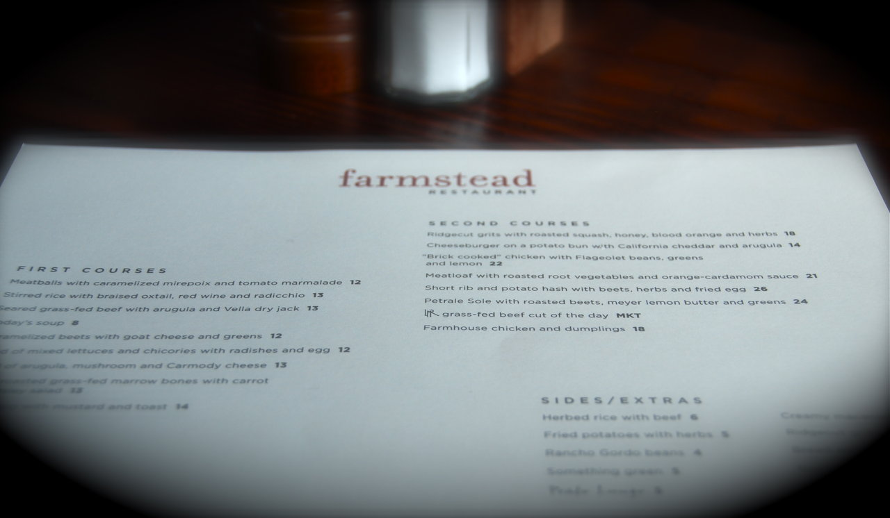 Farmstead Restaurant