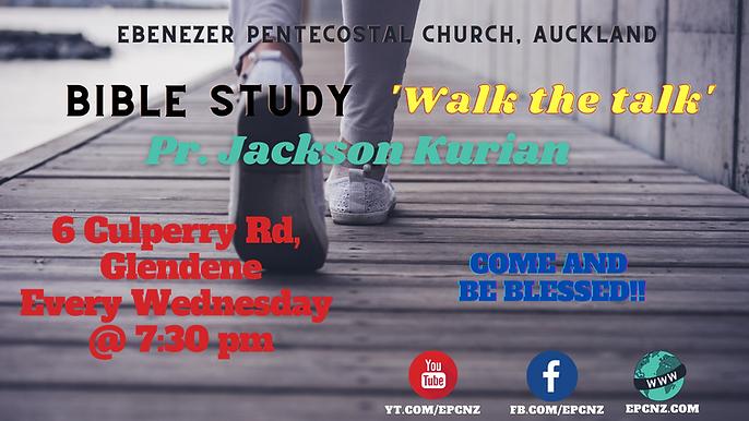 EPC - Bible Study _Defending the Christi