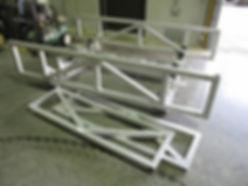 Precision Frame Welding