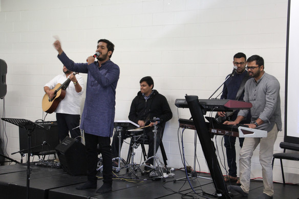 Malayalam Worship Team