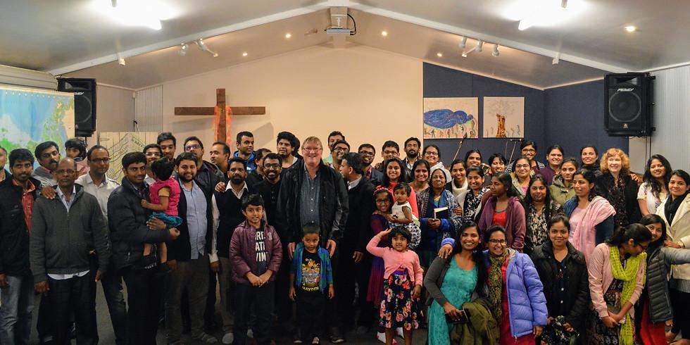 Fellowship Sunday at Auckland