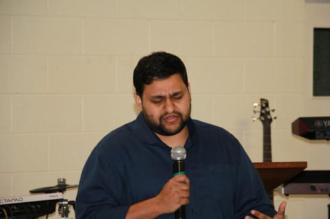 Pastor Prijith